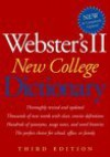 Webster's II New College Dictionary - Merriam-Webster, Merriam-Webster