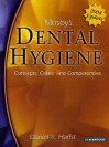 Mosby's Dental Hygiene 2004 Update: Concepts, Cases, and Competencies - Susan J. Daniel