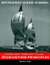 Custom Party Associates for Use with Accounting Principles - Jerry J. Weygandt, Donald E. Kieso, Paul D. Kimmel, Patria A. Fodjo
