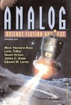 Analog Science Fiction and Fact, September 2014 - Trevor Quachri, Edward M. Lerner, Mark Niemann-Ross, James C. Glass, Jacob A. Boyd, Lavie Tidhar, Naomi Kritzer, Alec Austin, Marissa Lingen