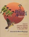 The Birds Of Africa - Emil K. Urban