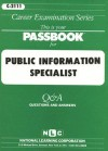 Public Information Specialist: Test Preparation Study Guide, Questions & Answers - National Learning Corporation