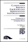 Classification Research for Knowledge Representation and Organization: Proceedings of the 5th International Study Conference on Classification Researc - Nancy Joyce Williamson