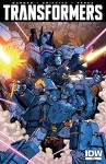 Transformers (2011-) #45 (Transformers: Robots In Disguise (2011-)) - Andrew Griffith, John Barber