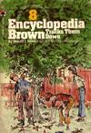 Encyclopedia Brown Tracks Them Down - Donald J. Sobol