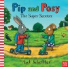 The Super Scooter - Axel Scheffler, Axel Scheffler