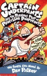 Captain Underpants and the Perilous Plot of Professor Poopypants - Dav Pilkey