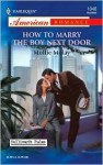 How to Marry the Boy Next Door: Sullivan's Rules - Mollie Molay