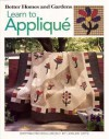 Learn How to Applique - Gayle Goodson Butler
