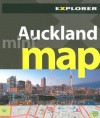 Auckland Mini Map - Explorer Publishing