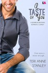 A Taste of You - Teri Anne Stanley