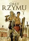 Orły Rzymu. Księga 1 - Enrico Marini