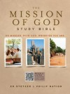 The Mission of God Study Bible, Hardcover - Ed Stetzer, Philip Nation