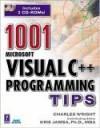 1001 Visual C++ Programming Tips (Miscellaneous) - Charles Wright
