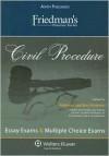 Friedman's Practice Series: Civil Procedure (Friedman's Practice Series) - Joel William Friedman