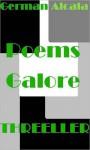 Poems Galore Threeller - German Alcala