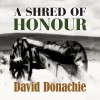 A Shred of Honour - David Donachie, Gerry O'Brien