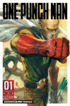 One-Punch Man, Vol. 1 - ONE, Yusuke Murata, John Werry
