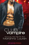Club Vampire (Vampire Nightclub Book 1) - Marianna Lauren
