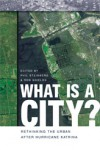 What Is a City?: Rethinking the Urban after Hurricane Katrina - Phil Steinberg, Rob Shields