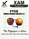 FTCE Middle Grades English 5-9: teacher certification exam - Sharon Wynne