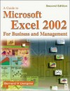 Guide to Microsoft Excel 2002 for Business and Management - Bernard Liengme