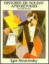 Histoire Du Soldat And Renard In Full Score - Igor Stravinsky