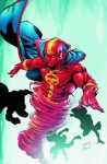 Red Tornado #1 - Kevin VanHook