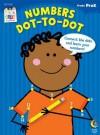 Numbers Dot-To-Dot, Grade PreK - Creative Teaching Press
