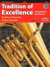 W61BC - Tradition of Excellence Book 1 Baritone/Euphonium B.C. - Bruce Pearson, Ryan Nowlin