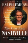 The View from Nashville: On The Record With Country Music's Greatest Stars - Ralph Emery, Patsi Bale Cox