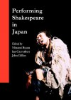 Performing Shakespeare in Japan - Minami Ryuta