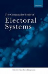 The Comparative Study of Electoral Systems - Hans-Dieter Klingemann