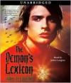 The Demon's Lexicon (Demons, #1) - Sarah Rees Brennan, James Langton