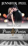 Beck and Call (Pianos and Promises - A Novella Series Book 2) - Jennifer Peel