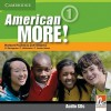 American More! Level 1 Class Audio CDs (2) - Herbert Puchta, Jeff Stranks, G8nter Gerngross, Christian Holzmann, Peter Lewis-Jones