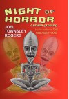 Night of Horror and Other Stories - Joel Townsley Rogers, Barry Warren, Favin O'Tucker