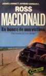 En busca de la victima - Ross Macdonald, Jordi Beltrán