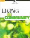 Living in the Community as Jesus Did - Randy Southern