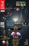 Moon Girl and Devil Dinosaur (2015-) #13 - Natacha Bustos, Brandon Montclare, Amy Reeder, Amy Reeder