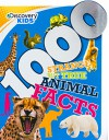 1000 Strange But True Amazing Animal Facts: Costco Exclusive - Discovery Kids