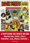 Rock Strips - Vincent Brunner, Mathias Malzieu