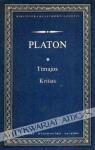 Timajos, Kritias - Platon