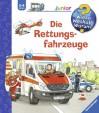Wieso? Weshalb? Warum? junior 23: Die Rettungsfahrzeuge - Andrea Erne, Wolfgang Metzger