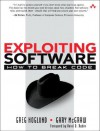 Exploiting Software: How to Break Code - Greg Hoglund, Gary McGraw