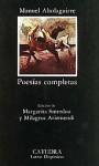 Poesías Completas (Letras Hispánicas) - Manuel Altolaguirre, Margarita Smerdou, Milagros Arizmendi