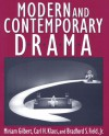 Modern And Contemporary Drama - Miriam Gilbert, Bradford S. Field
