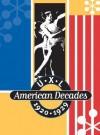 UXL American Decades - 1980-1989 (U.X.L(r) American Decades) - Tom Pendergast, Sara Pendergast, Rob Nagel