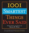 1001 Smartest Things Ever Said - Steven Price