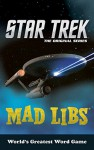 Star Trek Mad Libs - Eric Luper
